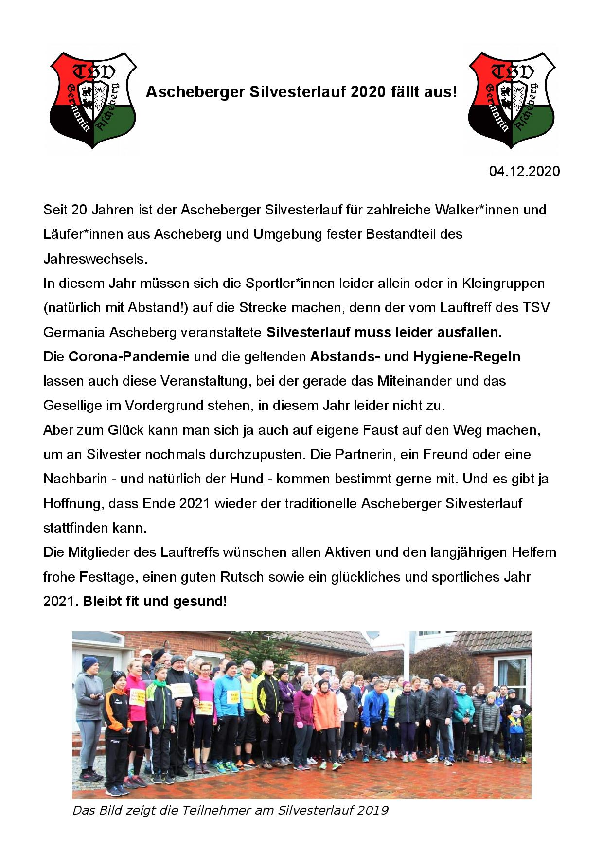 201204 TSV Absage Silvesterlauf page 001